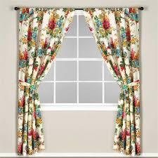 Bed Bath And Beyond World Market World Market Ornothology Lined Rod Pocket Window Curtain Panel