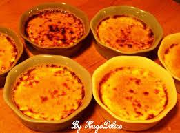 chalumeau de cuisine casa petites cremes a la bergamote hugodélice