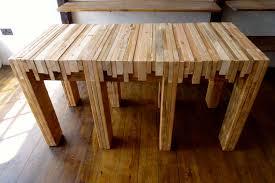 diy butcher block holst us kitchen butcher block work table