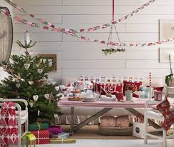 christmas decoration ideas home 88 creative diy paper chains christmas decoration ideas 88homedecor