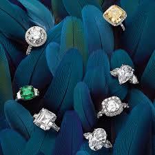 diamond ring cuts glossary of engagement ring cuts martha stewart weddings