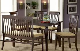 Bench Seat Dining Room Kitchen Table With Bench Set Mada Privat
