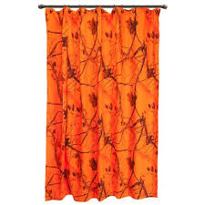 Camo Shower Curtain Shop Realtree Blaze Bed Covers The Home Decorating Company