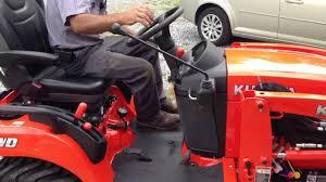 kubota bx 2370 diesel 4x4 tractor orientation by york tractor