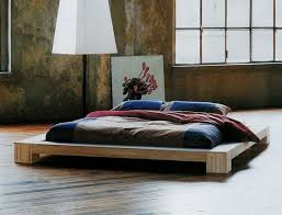 Japanese Futon Bed Frame Futon Bed Design Wooden Frame Mattress Modern Furniture Japanese