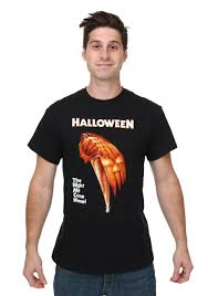 Mens Halloween T Shirts by Halloween Night He Came Home T Shirt
