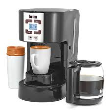 amazon com brim 50001 size wise programmable coffee station