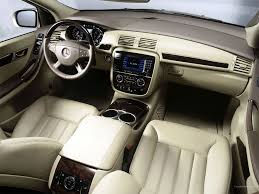 mercedes benz r class brief about model