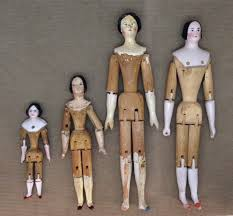 further speculations involving wooden bodied parian dolls by caty