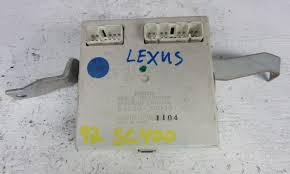 1995 lexus sc300 engine for sale used 1992 lexus sc400 engine computers for sale