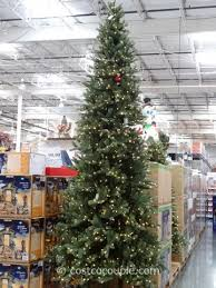 costco pre lit tree ez connect 12ft prelit led