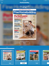 fine homebuilding magazine on the app store