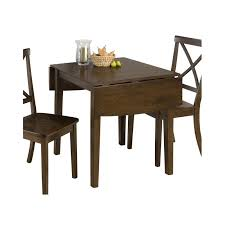 Drop Leaf Dining Table And Chairs Jofran Double Drop Leaf Dining Table In Taylor Brown Cherry 342 48