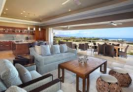 Kitchen And Living Room Design Accommodations At Grand Wailea A Waldorf Astoria Resort