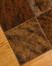 Cowhide Leather Rug Bali Cowhide Patchwork Leather Rug Natural Area Rugs