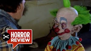 killer klowns from outer space review 1988 31 days of halloween