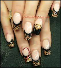 gel nail designs red and gold red and gold these glitter nails