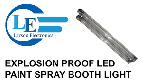 led paint booth lighting explosion proof led paint spray booth light class 1 div 1 class