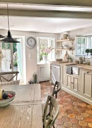 farmhouse kitchen cabinet paint colors european country rustic kitchen design elements to inspire