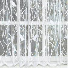 Kitchen Tier Curtains by Songbird Lace Kitchen U0026 Tier Curtain Lorraine Home Fashions