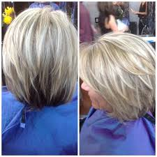 best low lights for white gray hair best highlights to cover gray hair wow image results