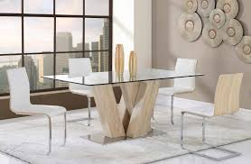 white modern dining table set white modern dining room