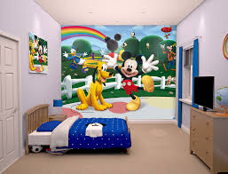 mickey mouse clubhouse bedroom disney mickey mouse clubhouse panel wall mural item code diy