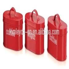 red kitchen canister set red kitchen canisters kulfoldimunka club