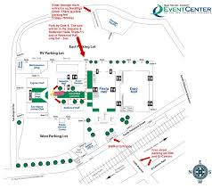 San Jose Convention Center Map by Just Between Friends
