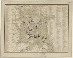 Nancy France Map by File Plan De Nancy En 1894 Jpg Wikimedia Commons