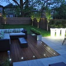 Patio Floor Lighting Lighting Ideas For Outdoor Gardens Terraces And Porches