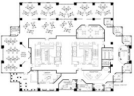 open office floor plan designs
