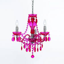 Chandelier Pink Pink Chandelier Wayfair