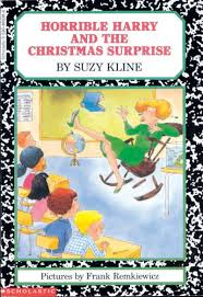 horrible harry and the by suzy scholastic