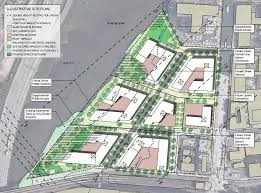 Staten Island Bus Map City Unveils Details On Flushing West Rezoning A Waterfront