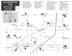 Brunswick Ohio Map by Mcdl Genealogy May 2016