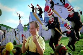 Cat In The Hat Meme - cat in the hat with a bat on a cat in the hat by zee dank memes on