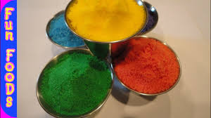 how to make homemade colored sugar youtube