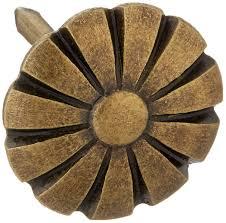 amazon com dritz 9013 upholstery decorative daisy head nails