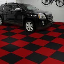 perfection floor coin pattern interlocking flexible tiles flexi perfection floor tile coin garage flooring