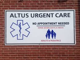 altus urgent care primary care home