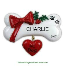 personalized ornaments pet