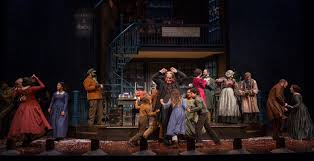 theater review a christmas carol goodman theatre in chicago 2015