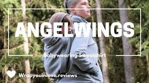 angelwings babywearing hoodie u2013 babywearing reviews