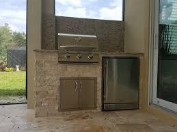 outdoor kitchen on a lanai patio extension elegant outdoor kitchens