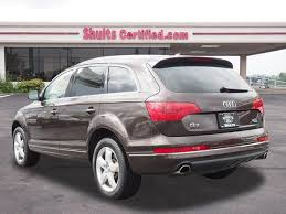 audi wexford pa brown audi q7 in pennsylvania for sale used cars on buysellsearch