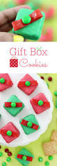 christmas gift box cookies lifestyle blog