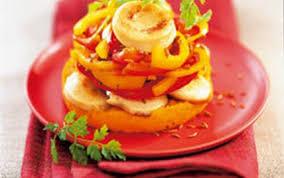 cuisiner boudin blanc recette timbales de boudin blanc carottes et poivrons 750g