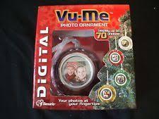 vu me digital photo frame ebay
