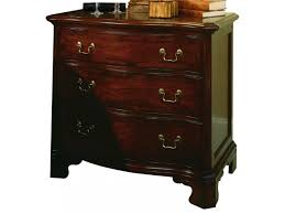 American Woodcrafters Cottage Traditions American Drew Cherry Grove Low Poster Bedroom Set In Cherry